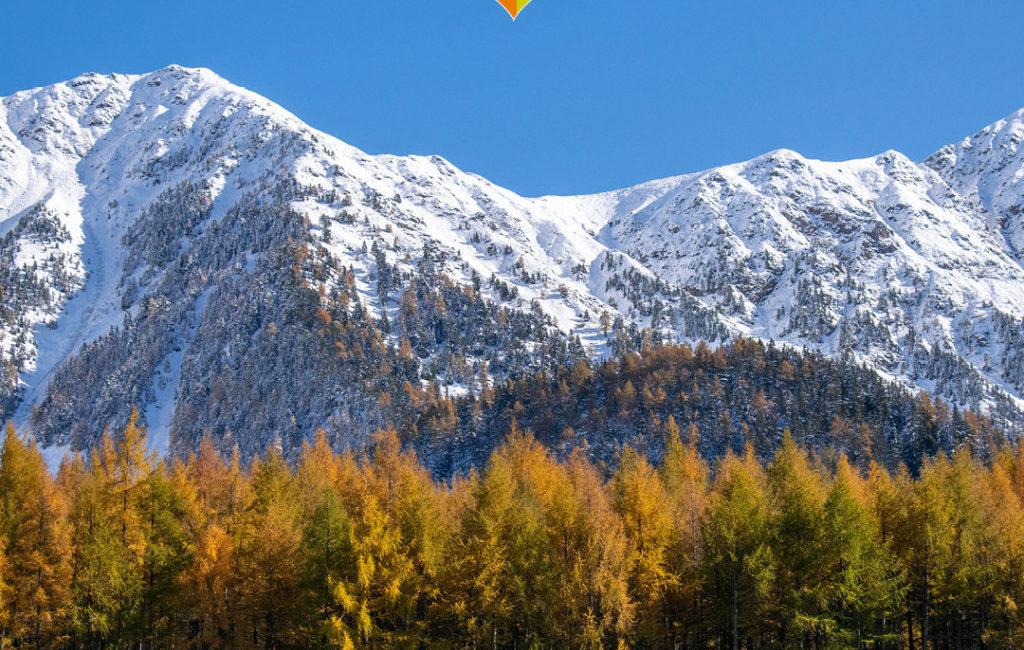 Herbst Berg