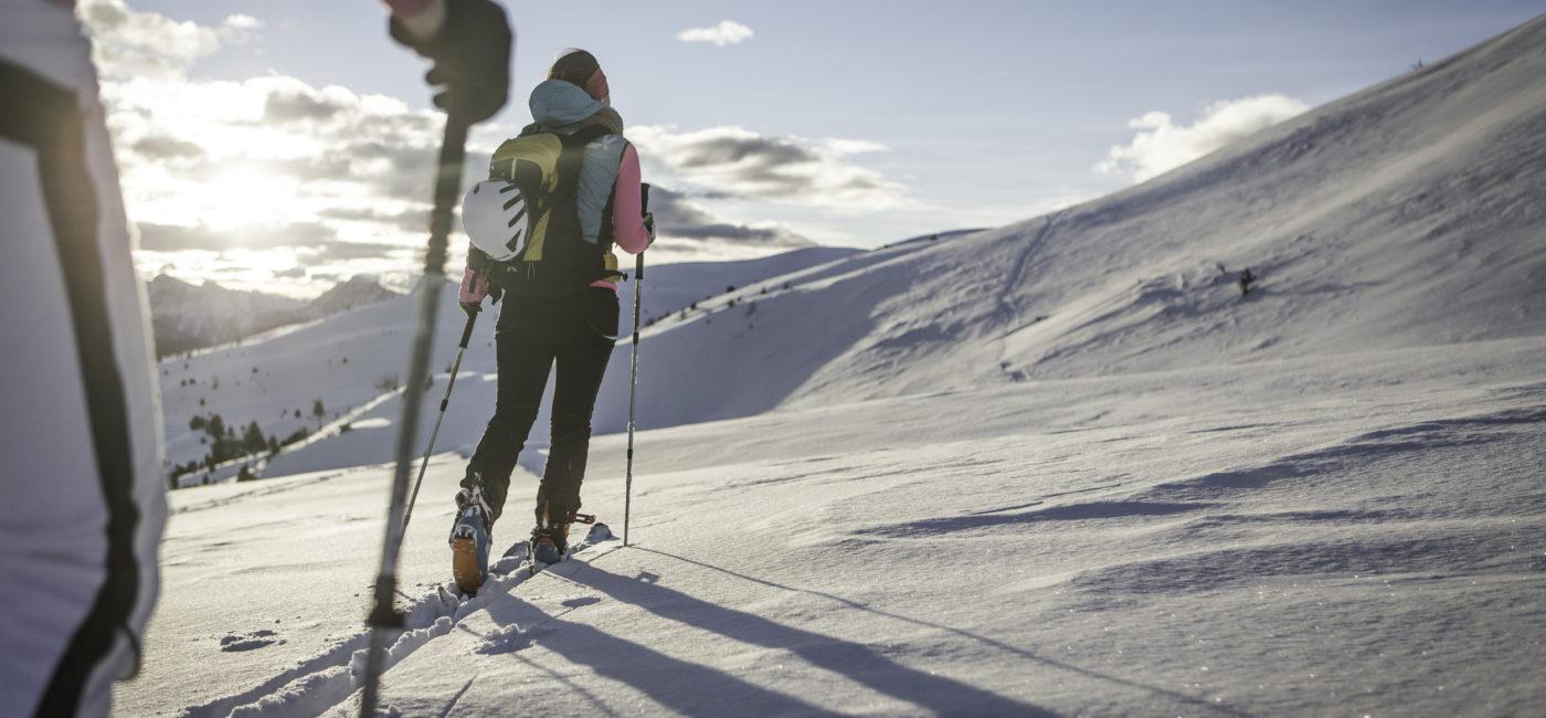 ski-touring